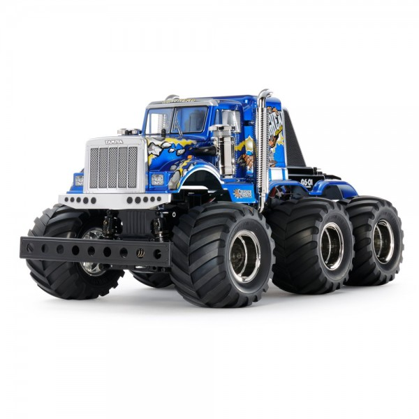Tamiya Monstertruck Konghead 1:18 6x6 (G6-01) Bausatz