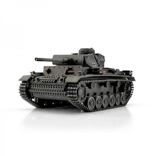 Torro 1/16 RC Panzerkampfwagen III Ausf. L BB Pro-Edition