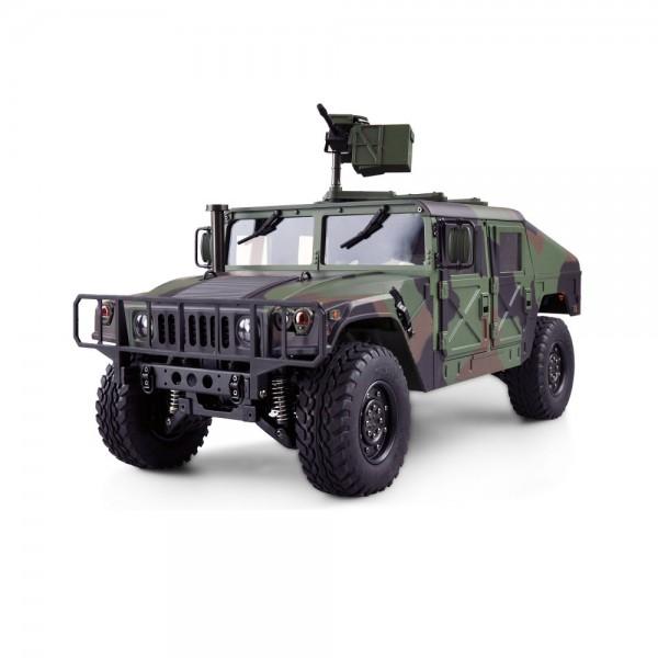 Amewi 4x4 U.S. Militär Truck Hummer 1:10 Camouflage RTR
