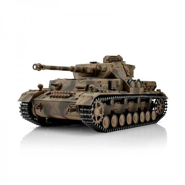 Torro 1/16 RC Panzerkampfwagen IV Ausf. G BB Sommertarn Pro-Edition