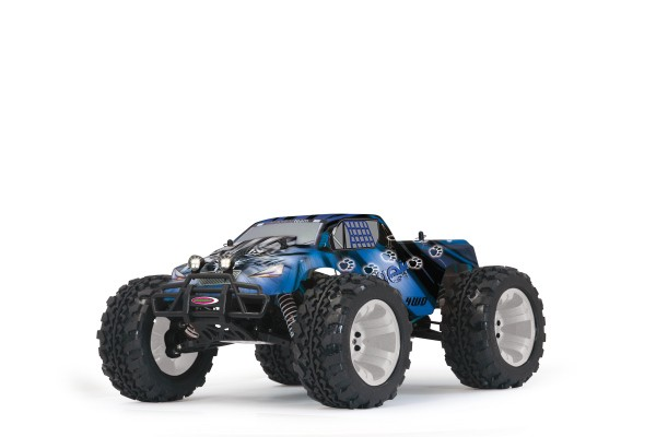 Jamara Ice Tiger 1:10 EP 4WD LED Lipo 2,4G
