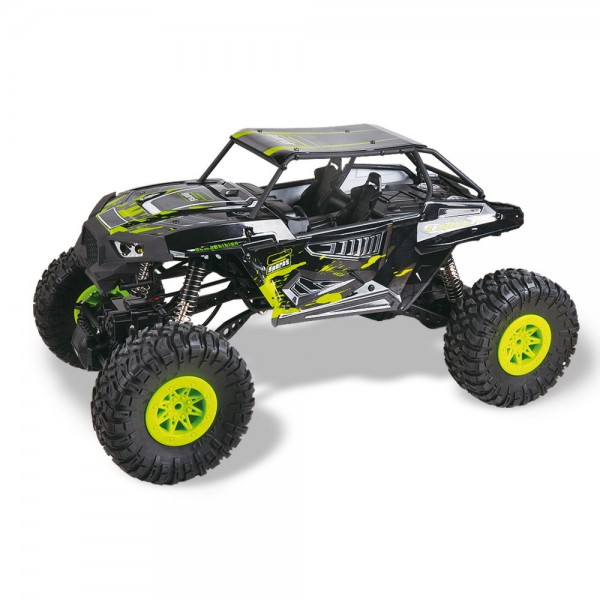 Amewi Climb Nation Rock Crawler 1:10 4WD 2,4GHz grün 25 km/h