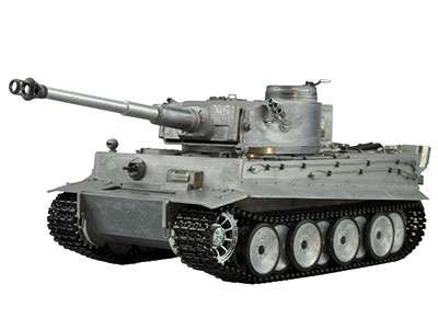 Amewi Panzer 1:16 Tiger I Full Metal 2.4 GHz, TRUE Sound