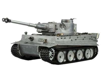Amewi Panzer 1:16 Tiger I Full Metal 2.4 GHz, TRUE Sound