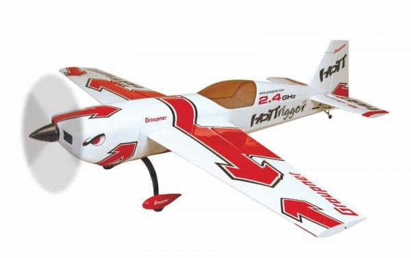 Graupner HoTTrigger 2400 3D Kunstflugmodell ARTF