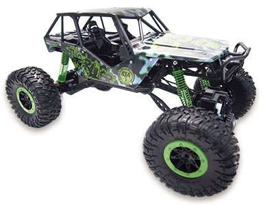 "Amewi Crazy Crawler ""Green"" 4WD RTR 1:10 Rock Crawler"