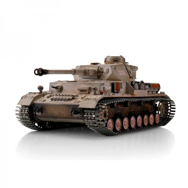 Torro 1/16 RC Panzerkampfwagen IV Ausf. G BB Div. LAH Kharkov 1943 Pro-Edition