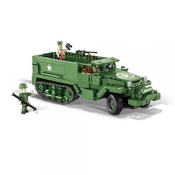 Cobi M3 Half-Track gepanzerter Transporter WW2