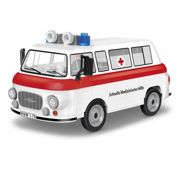 Cobi Barkas B1000 Krankenwagen 1:35 DDR