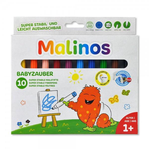 Malinos Babyzauber Malstifte 10 Stück auswaschbar