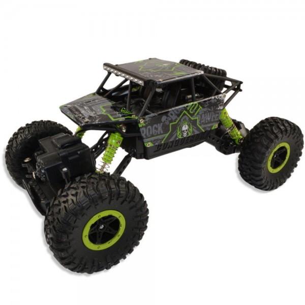 """Amewi Conqueror """"Green"""" 4WD RTR 1:18 Rock Crawler"""