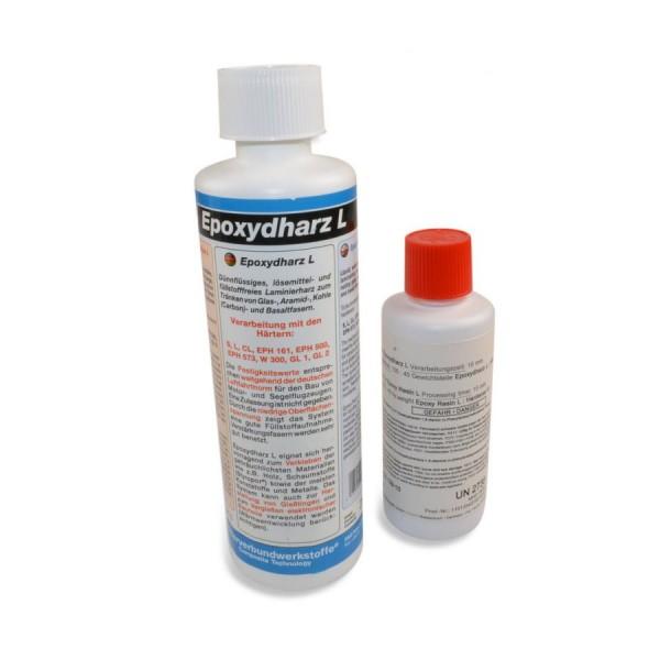 R&G 280g 15-Minuten-Epoxy - 200g Epoxidharz L + 80g Epoxidhärter S